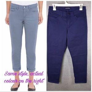 Calvin Klein Skinny Cropped Pants